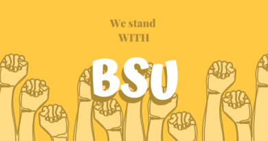 Black Student Union Leads The Fight For Institutional Change