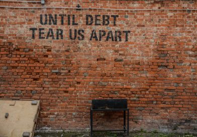 Help: I'm Drowning….In Debt!
