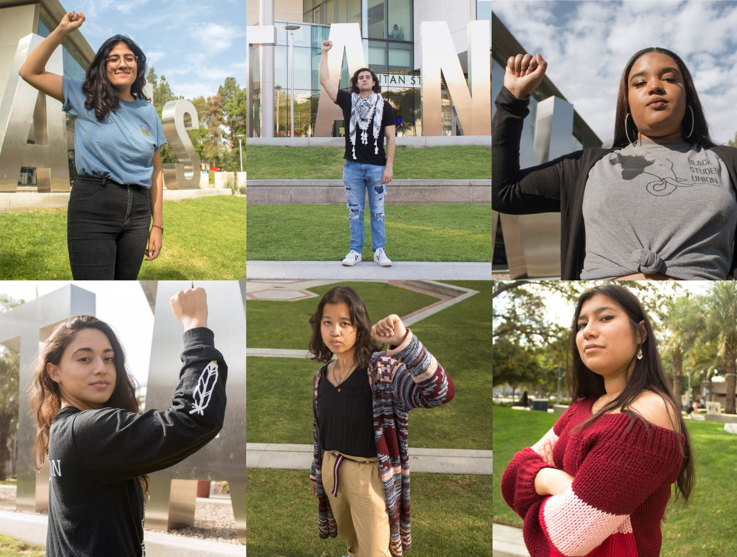 Freedom Fighters lead the charge for change at CSUF